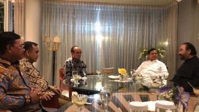 Photo of Prabowo Sambangi Surya Paloh, Hasilkan Tiga Kesepakatan