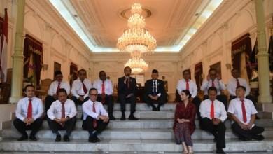Photo of Akomodir Pendukung, Jokowi Lantik 12 Wakil Menteri