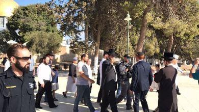 Photo of Serbuan Yahudi ke Al-Aqsa Makin Meningkat