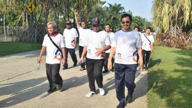 Photo of Institut Tazkia Gelar Fun Walk Ekonomi Syariah