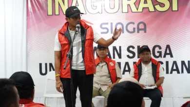 Photo of Bersama Mantan Danjen Kopassus, Sandi Bentuk Relawan Siaga