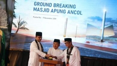 Photo of Bersama JK, Anies Lakukan Pencanangan Tiang Pertama Masjid Apung Ancol