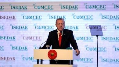 Photo of Presiden Erdogan Seru Dunia Islam Bantu Albania