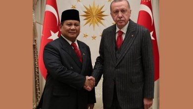 Photo of Terima Menhan Prabowo, Presiden Erdogan Tegaskan Perhatian Turki ke Indonesia