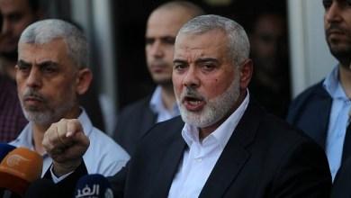 Photo of Ismail Haniyyah: Perang dengan Israel Belum Berakhir