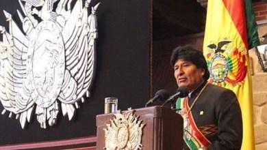Photo of Presiden Bolivia Evo Morales Mundur