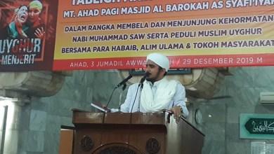 Photo of Habib Hanif Heran Ada Orang Mengaku Pengikut KH Hasyim Asyari tapi tak Beradab kepada Nabi