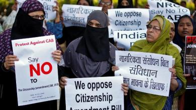 Photo of India Sahkan UU Kewarganegaraan Anti-Islam