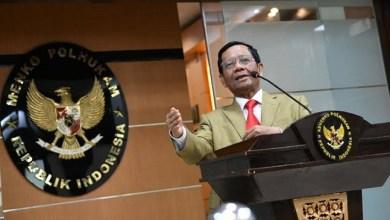 Photo of Mahfud MD: Pemerintah Akan Sampaikan Sikap Resmi Soal RUU HIP ke DPR