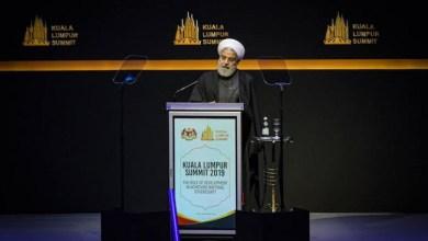 Photo of Presiden Iran Seru Umat Islam Bersatu Lawan Hegemoni AS