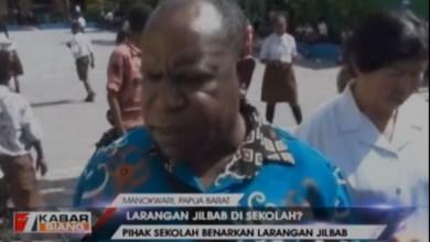 Photo of SD di Manokwari Larang Jilbab, Pemkab Jamin akan Dibolehkan Kembali