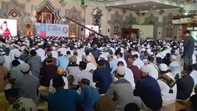 Photo of Dihadiri Gubernur Anies, Ribuan Jamaah Ikuti Tabligh Akbar Sehari Bersama Al-Qur'an di JIC