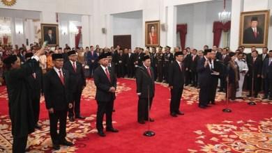 Photo of Jokowi Lantik Sembilan Anggota Wantimpres, Wiranto Dijadikan Ketua