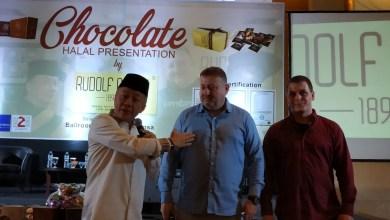 Photo of IITCF Kenalkan Cokelat Halal asal Belgia