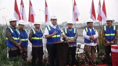 Photo of Gubernur Anies Resmikan Dua Jalan Layang di Bekasi Senilai Rp420 Miliar