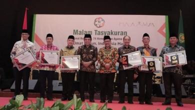 Photo of Hibahkan Rp400 Miliar untuk Guru Agama DKI, Anies Dapat Penghargaan dari Menag