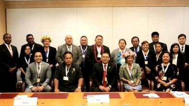Photo of DPR RI Perkuat Kerja Sama dengan Parlemen Sembilan Negara Pasifik