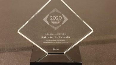Photo of Dapat Honorable Mention, Anies: Pengakuan Global itu Bonus, Penghargaan Terbesar dari Warga Jakarta
