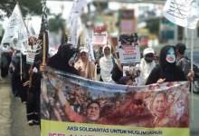 Photo of GNPF Ulama Sumatera Barat Gelar Aksi Solidaritas Uighur