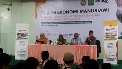 Photo of Bersama WADAH Malaysia, DDII Gelar Forum Ekonomi Manusiawi