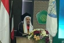Photo of UIN Malang Anugerahkan Doktor Kehormatan kepada Sekjen Rabithah Al-'Alam Al-Islamiy