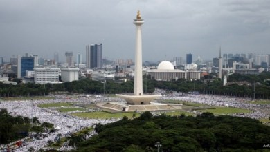 Photo of 'Gantung Diri di Monas'