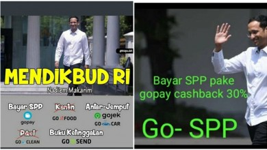 Photo of Bukan Meme Guyonan, Bayar SPP Pakai Gopay Jadi Kenyataan