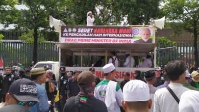Photo of Datangi Lagi Kedutaan, FPI: Usir Dubes India!