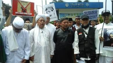 Photo of Aliansi Benteng Akidah Gelar Aksi Tolak Ahmadiyah