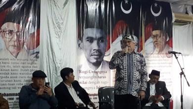 Photo of MS Kaban: Spirit Masyumi dan Persatuan Umat Diperlukan untuk Perbaikan Bangsa