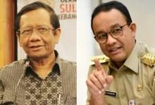 Photo of Mahfud Akui Gubernur Anies Sudah Ajukan Karantina DKI Jakarta