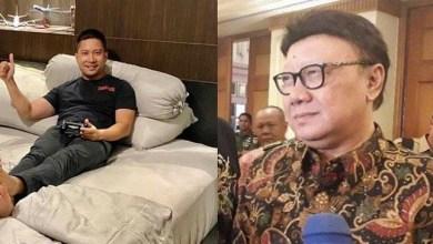 Photo of Tiga Orang Dekat Menteri Tjahjo Kumolo Positif Corona