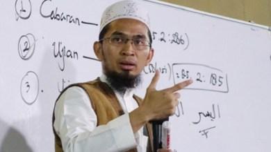 Photo of Ustaz Adi Hidayat Ungkap Obat Penyakit dalam Al-Qur'an
