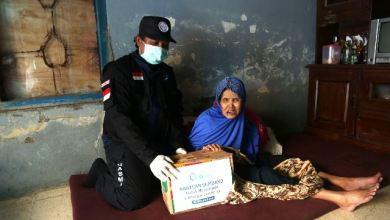Photo of Datangi Kaum Duafa Saat Pandemi, HASMI Salurkan Bantuan Sembako