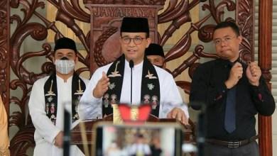 Photo of Mal Mau Dibuka 5 Juni?, Anies: Itu Imajinasi, Fiksi