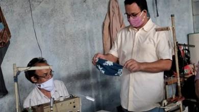 Photo of Pergub DKI: Warga Tak Kenakan Masker Didenda Rp100-250 Ribu