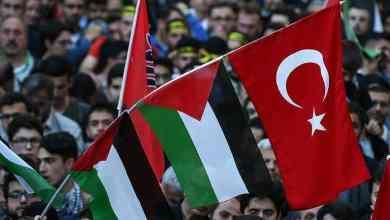 Photo of Turki Tolak Rencana Israel Aneksasi Tepi Barat
