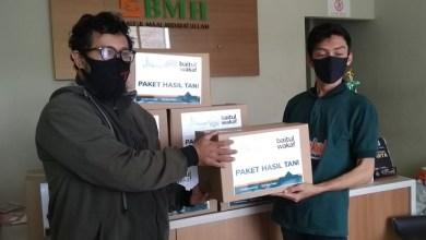 Photo of Baitul Wakaf Salurkan Paket Hasil Tani untuk Jurnalis