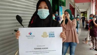 Photo of Dewan Dakwah Bantu WNI Terdampak Lockdown di Malaysia