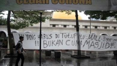 Photo of Rakyat Bingung, Masjid Ditutup Kenapa Mal Dibuka?