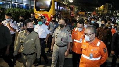 Photo of Angkut Penumpang KRL dari Bogor ke Jakarta, Anies Kerahkan 50 Bus