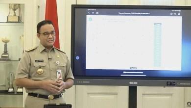 Photo of Gubernur Anies Tetapkan Juni sebagai PSBB Masa Transisi