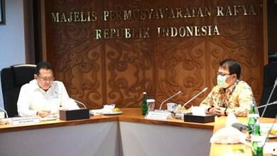 Photo of Sepakat Penghentian Sementara, MPR Usul RUU HIP Diubah Jadi RUU PIP