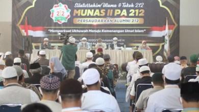 Photo of PA 212 Gelar Munas ke-2, Komitmen tak Jadi Underbow Parpol Manapun