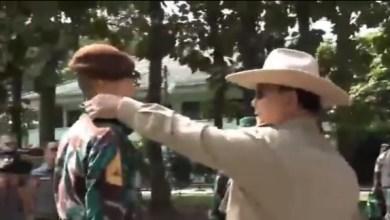 Photo of Berbincang dengan Taruna Akmil Enzo, Prabowo: Kamu Mau Masuk Korps Apa?