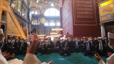 Photo of Khotbah Jumat Perdana: Hagia Sophia Simbol Penaklukan, Amanah dari Sultan Muhammad al-Fatih