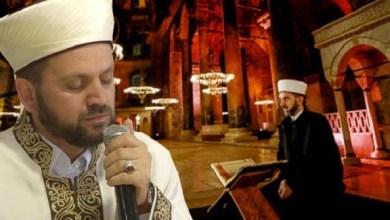 Photo of Inilah Imam dan Muazin Salat Jumat Perdana di Masjid Hagia Sophia