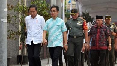 Photo of Pak Jokowi, Posko Pemenangan Gibran Bikin di Istana Saja