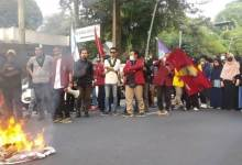 Photo of Aliansi Mahasiswa Bogor Gelar Aksi Tolak RUU HIP