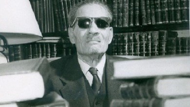 Photo of Taha Hussain, Idola Para Cendekiawan Mesir
